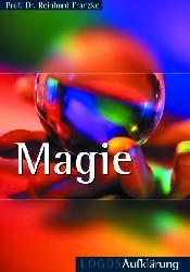 Buch aus der Aufklärungsreihe (MABO-Verlag): Magie