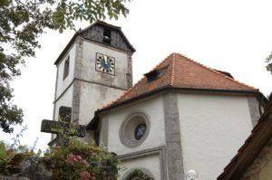 Ein Heiligtum für Wünschelrutengänger und Pendler: die Standorfer Kapelle (Foto: idea/Mockler 2007)